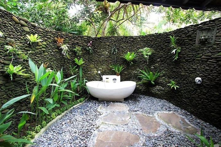2 Seasons: Luxury Apt, Private Pool - Ubud - Apartamento