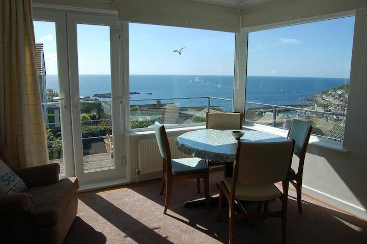 Beautiful Mousehole Apartment - Mousehole - Lejlighed