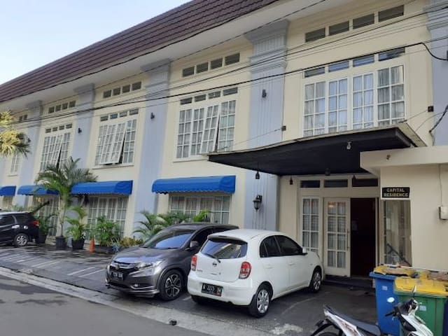 Best Location Coliving Setiabudi 3