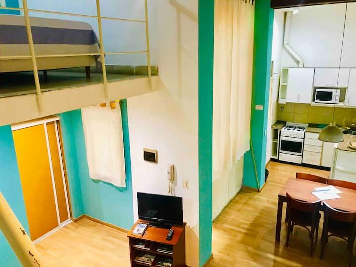Duplex Loft en Microcentro Porteño