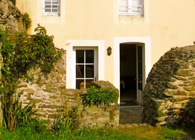 Charming Fisherman House Solidor - St-Malo - Casa