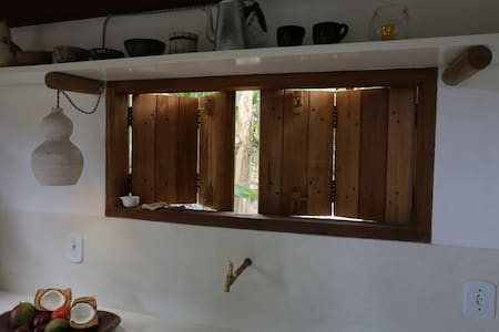 Cottage in Trancoso in lush garden - Trancoso - Hus
