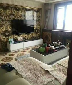 临海精装修欧式风格家庭房 - Huludao