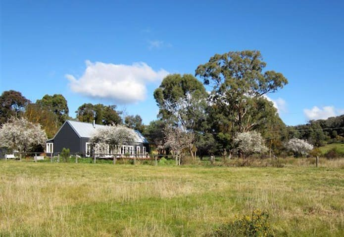 Modern country escape  - Chewton - Huis