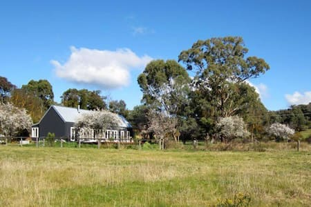 Modern country escape  - Chewton - Hus