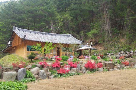 "A day in the Korean-style house ""Suseonjae"" . - 삼척시 - Rumah"