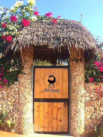 Entrata - Entrance