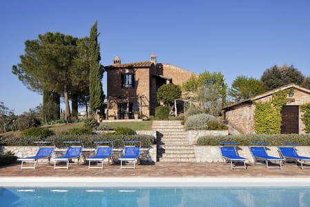 The Best Views in Umbria - Pozzuolo - House