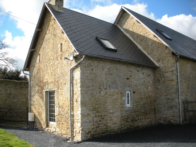 Lovely calm countryside cottage - Torteval-Quesnay - Huis