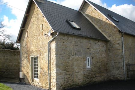 Lovely calm countryside cottage - Torteval-Quesnay - Ev