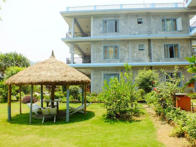Hotel Greenland, Pokhara Lakeside - Pokhara