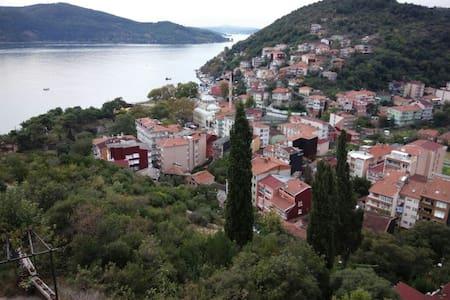 View of Bosphorus  - İstanbul - House