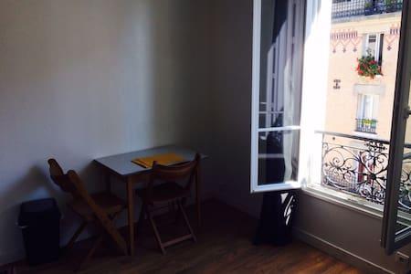 Small Studio in Ménilmontant
