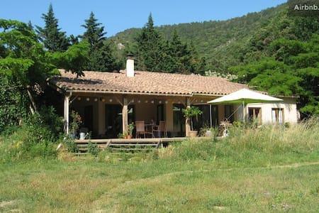 Beautiful Chalet House in 22 acres - Caunes-Minervois