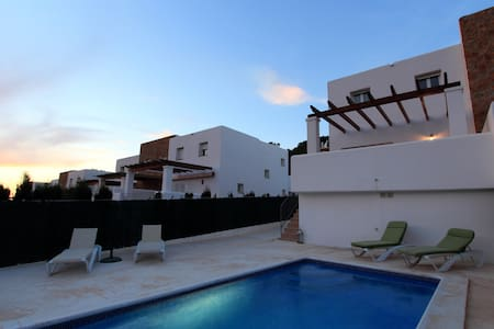 House in Cala Vadella whit pool! - 聖約瑟夫沙塔萊亞