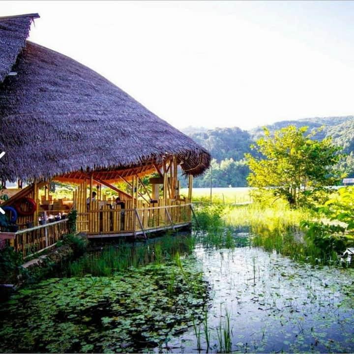 Bamboo House Dodoha Mosintuwu