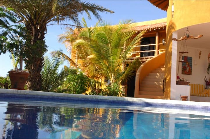 Beautiful Boutique Guest House  - El Yaque - Aamiaismajoitus