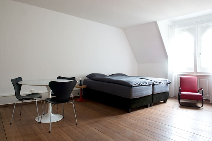 B&B Fleurys, Studio, 30 m2 - Bern - Bed & Breakfast
