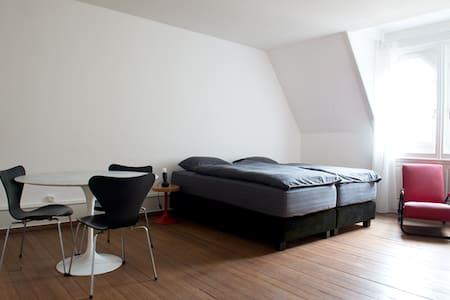 B&B Fleurys, Studio, 30 m2 - Berne