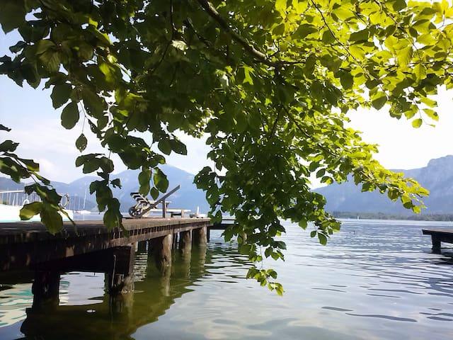 Ausblick von der Seepromenade