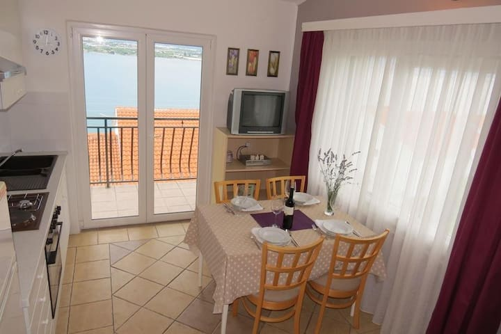 Apartments Barba / Two Bedrooms B2 - Mastrinka - Daire