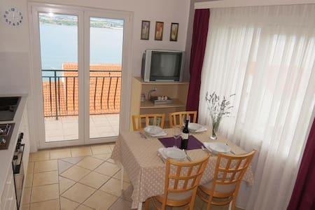Apartments Barba / Two Bedrooms B2 - Mastrinka - Apartemen