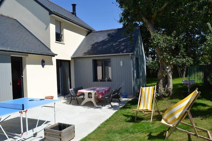 Maison de vacance Saint Briac - Saint-Briac-sur-Mer - Haus