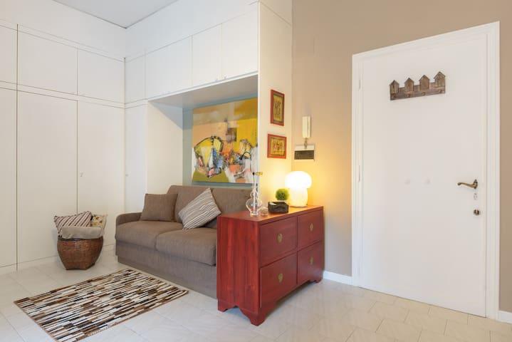 Aurelia Guest House_Saint Peter - Rzym - Apartament