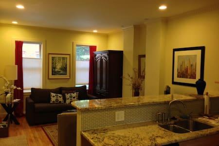 Modern, Spacious 1BR Sleeps 4 - 波士顿 - 公寓