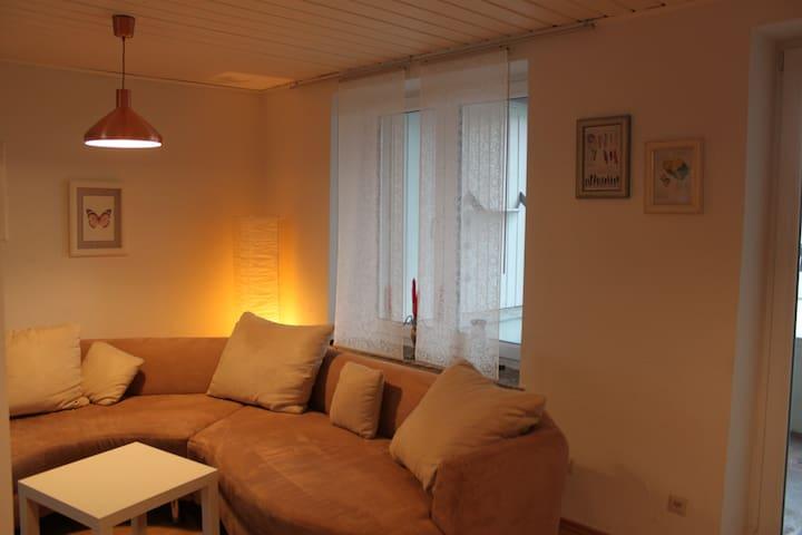 Unterkunft in Dillingen-Diefflen - Dillingen/Saar - Apartamento