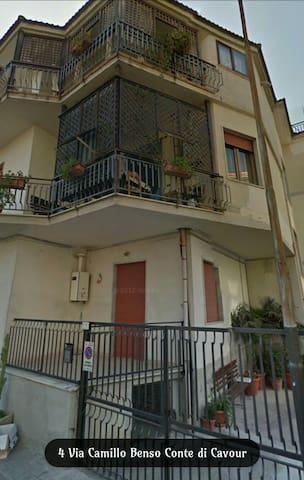 Stanza privata a Caserta - Marcianise