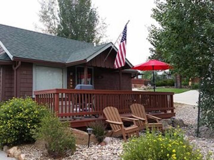 Estes Highlands Cabin, Estes Park CO
