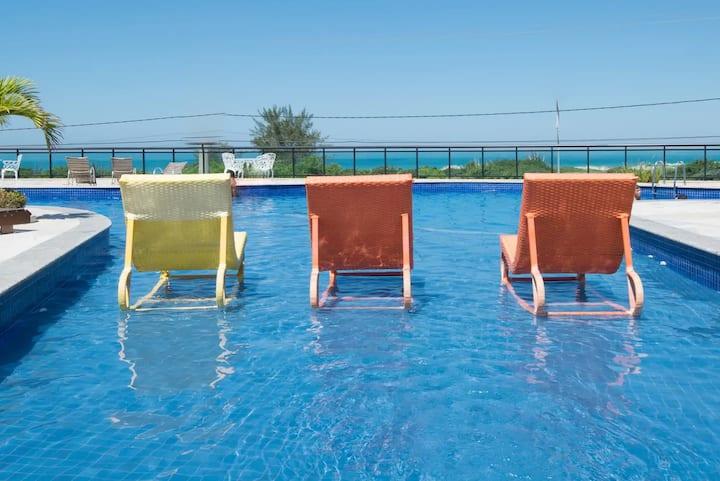 Desfrute de um lugar ao sol no Caribe Brasileiro