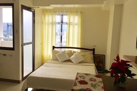 Charming  studio w/ wifi & cable tv - Cebu - Appartement