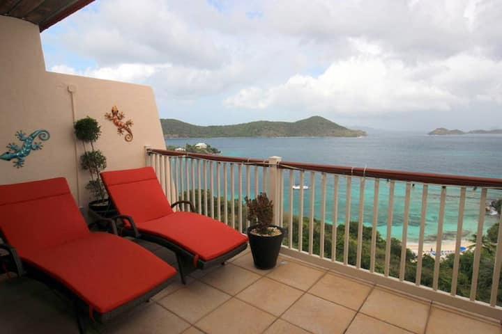 Take Your Breath Away Views! 5* Paradise 1BR/2BA