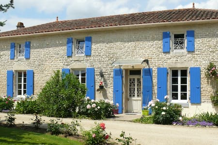 Le Clos de la Vigne en Sud-Vendée/Marais Poitevin - Montreuil
