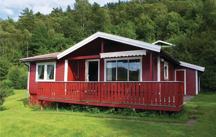 Holiday cottage with 3 bedrooms on 60m² in Lindesnes