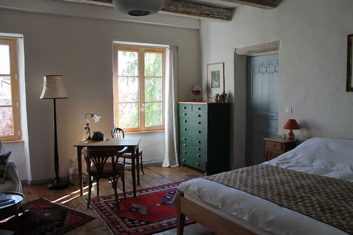 Peaceful & relaxing B&B in ancient French convent