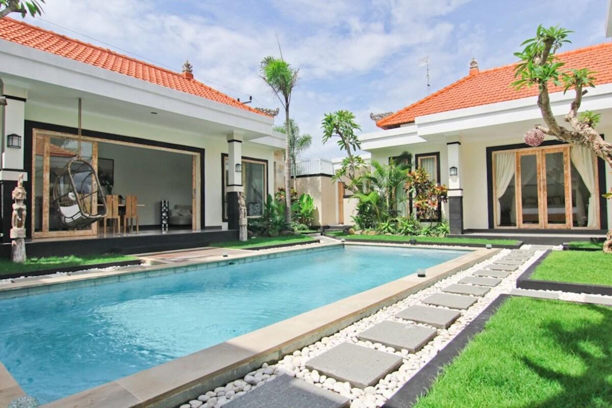 Location maison bali villa samadhana at sanur ketewel Villa a louer bali