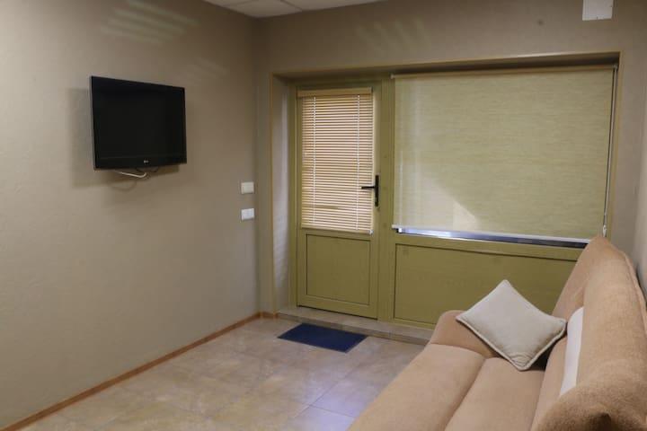 Уютная однокомнатная квартира в центре города