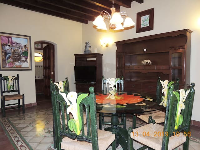 Cozy and private villa on magic town COATEPEC