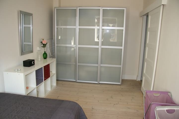 Perfect location in Valby, cozy and quiet! - København - Apartment