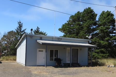 PC Beach Cottage so close to surf! WIFI & dog OK. - Pacific City - Huis