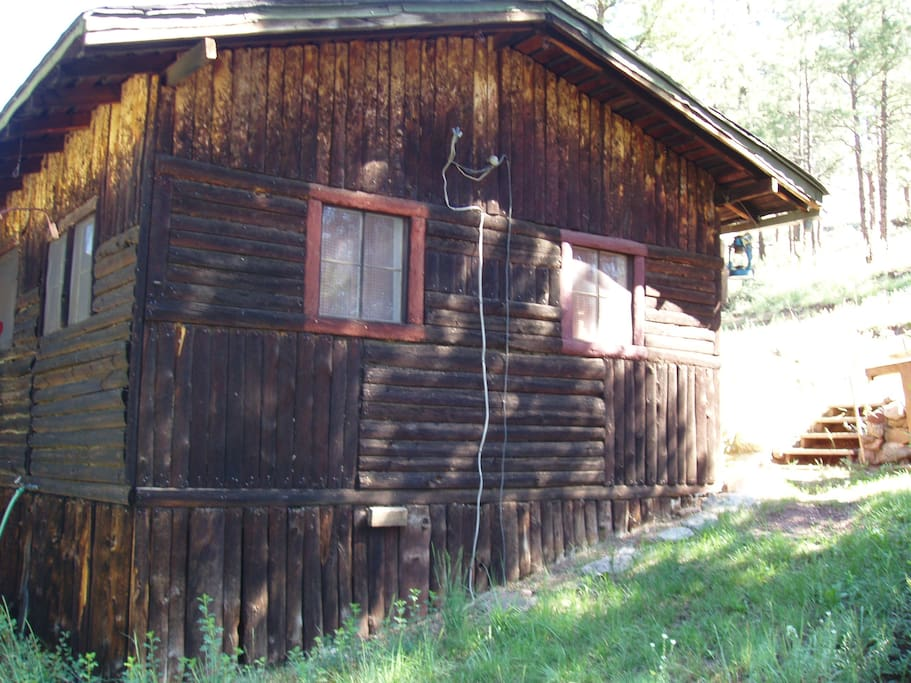 historic fishing cabin cottages for rent in conifer