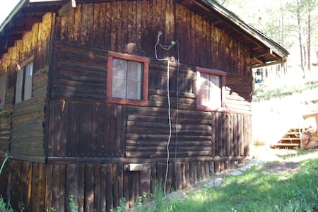 Historic Fishing Cabin - Kisház