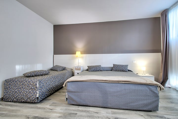 B&BveniceLAGOON Cool,Wifi-Aircnd-Parking-Breakf101