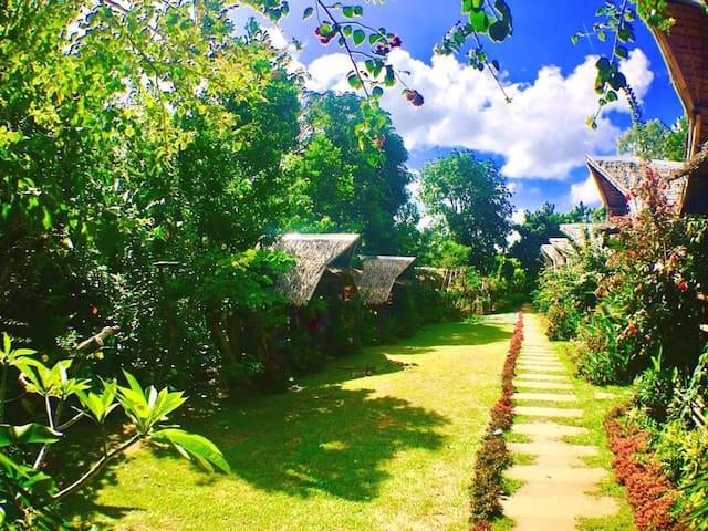 Sommer Eco Cottages, El Nido