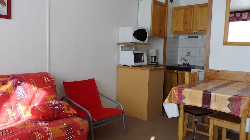 Appartement pour 4 Personnes à LA PIERRE St MARTIN