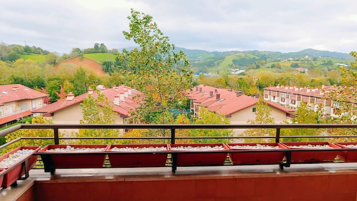 EGONA-ZU30 Bonita vivienda con vistas