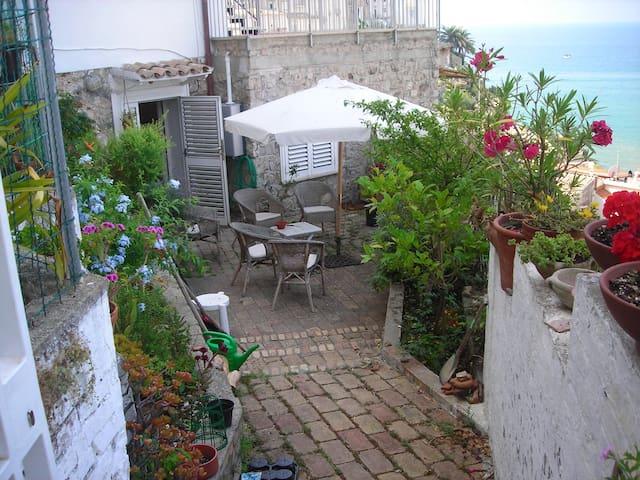 Old mansion with sea view.  - Sperlonga - Loft